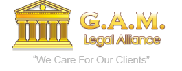 Logo of G.A.M. Legal Alliance